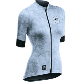 Northwave Bttrfly SS Jersey Women light blue